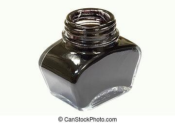 tinta negra