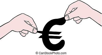 Tira de euro