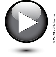 Toca el icono en el botón negro