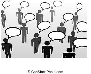 Todos hablan de burbujas de comunicación