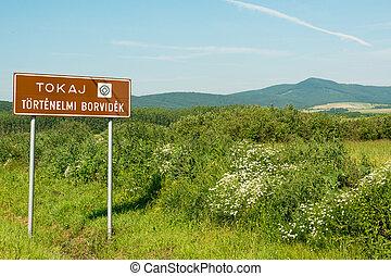 tokaj, región