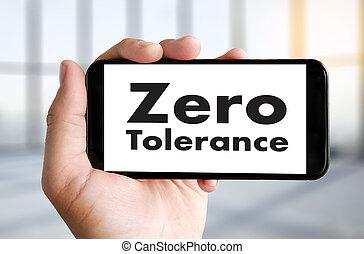 toleration, indulgencia, tolerate, cero, respeto, tolerancia
