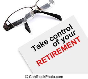 Toma el control de tu jubilación
