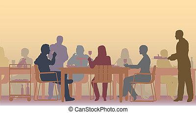 toned, restaurante