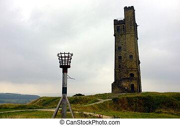 Torre de Castle Hill y Victoria