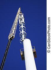Torre de celular de Assembilig