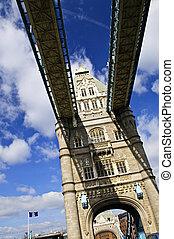 Torre de puente en Londres