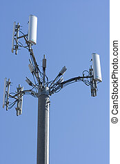 Torre de teléfono celular