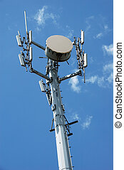 Torre de telefonía móvil