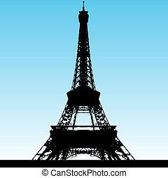 Torre Grunge Eiffel