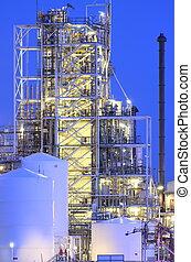 Torre química
