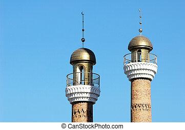 Torres mezquitas