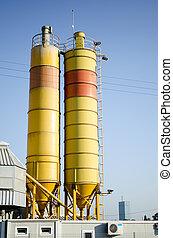 Torres químicas
