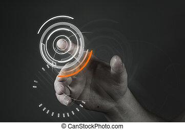 touchscreen, tecnología