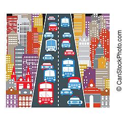 Tráfico automovilístico