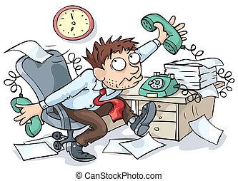 Trabajador de oficinas