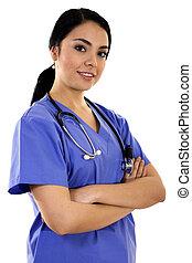 Trabajador sanitario
