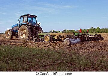Trabajo de granja