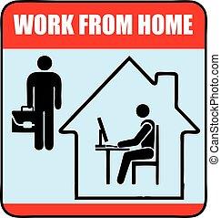 trabajo, hogar