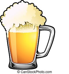 Trajo cerveza