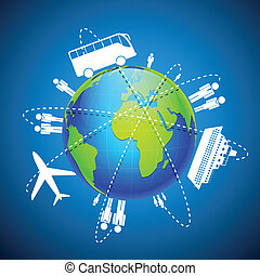 Transporte mundial