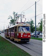 tranvía, 1