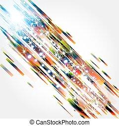 Trasfondo abstracto con líneas rectas.