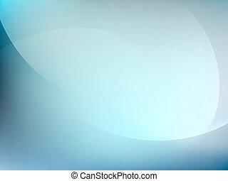 Trasfondo abstracto de la luz azul. + EPS10