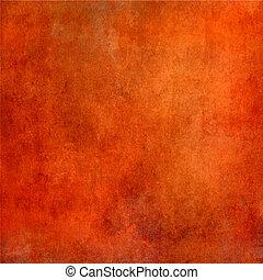 Trasfondo abstracto de textura naranja grunge