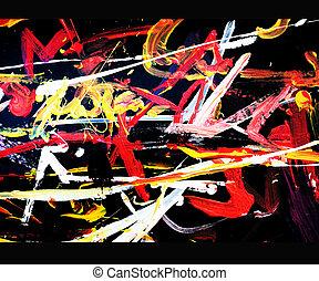 Trasfondo abstracto grunge