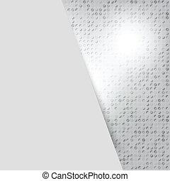 Trasfondo abstracto vectorial. Triángulo geométrico