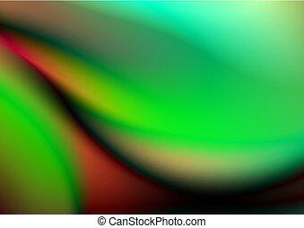 Trasfondo agudo y colorido
