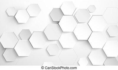 Trasfondo blanco abstracto. Ilustración de vectores