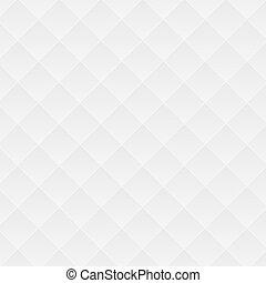Trasfondo cuadrado blanco abstracto
