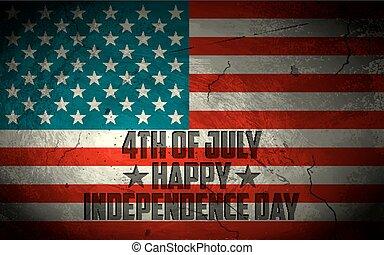 Trasfondo de bandera americana