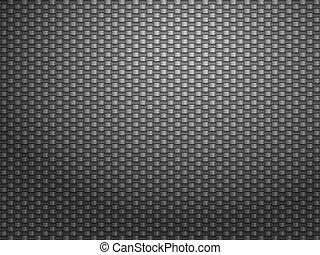 Trasfondo de carbono
