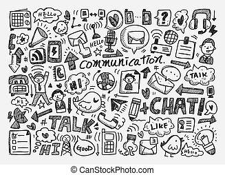 Trasfondo de comunicación