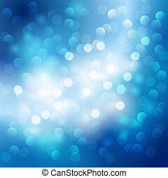 Trasfondo de luz azul