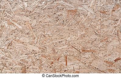 Trasfondo de madera de madera plana