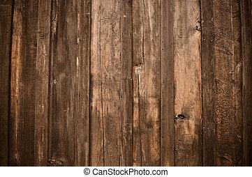 Trasfondo de madera oscura y rústica