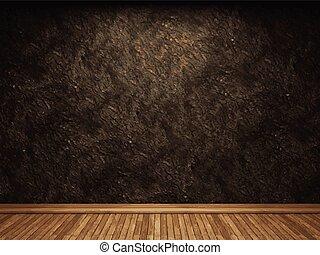 Trasfondo de madera Vector