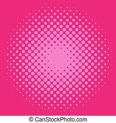 Trasfondo de mediocridad de gradiente rosa