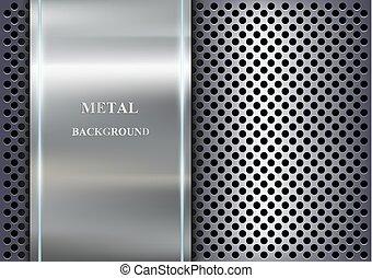 Trasfondo de metal