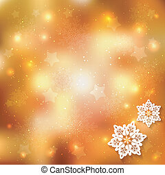 Trasfondo de Navidad brillante