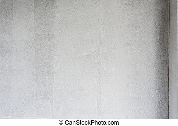 Trasfondo de pared blanca en el interior