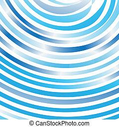 Trasfondo de rayas azules. Para textura de arte, diseño de telaraña y fondo vertical.