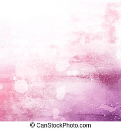 Trasfondo de textura de color acuarela rosa