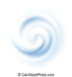 Trasfondo de textura de crema blanca. Ilustración de vectores