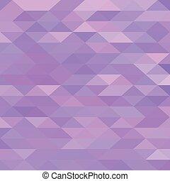 Trasfondo de triángulo abstracto. Ilustración de vectores