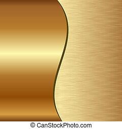 Trasfondo dorado